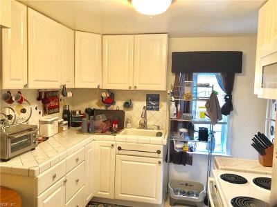 Virginia Beach Multi Family Home Under Contract: 1482 Old Virginia Beach Rd #B