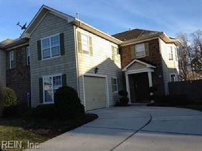Virginia Beach Residential For Sale: 3929 Cromwell Park Dr