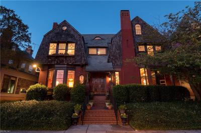 Norfolk Residential Under Contract: 436 Mowbray Arch