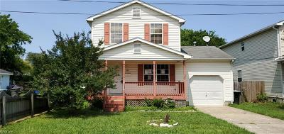 Hampton VA Residential For Sale: $109,900
