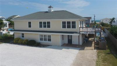 Sandbridge Beach Residential For Sale: 2636 Sandpiper Rd