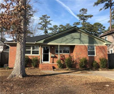 Shadowlawn Residential Under Contract: 805 Goldsboro Ave