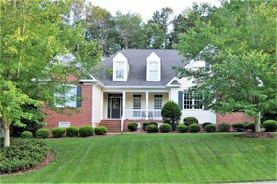 Stonehouse, Stonehouse Glen Residential For Sale: 3104 Windy Branch Dr