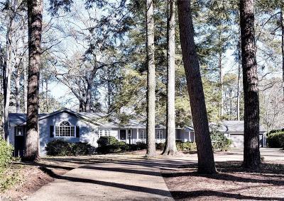 Newport News Residential For Sale: 6 Merry Cir