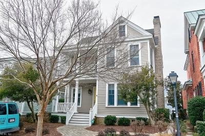 Norfolk Residential Under Contract: 9635 25th Bay St