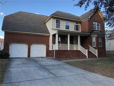 Norfolk Residential For Sale: 3034 S Lakebridge Dr