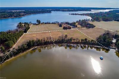 Northampton County, Accomack County Land/Farm Under Contract: Lot B Johnson Point Ln
