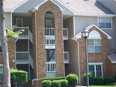 Newport News Multi Family Home For Sale: 784 Windbrook Cir