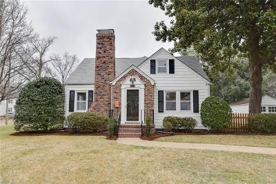 Norfolk Residential New Listing: 1442 Cedar Ln