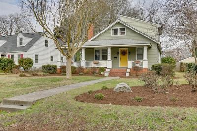 Norfolk Residential For Sale: 204 N Blake Rd