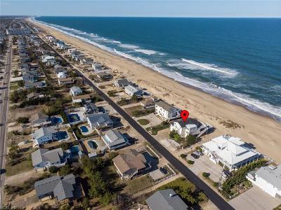 Sandbridge Beach Residential For Sale: 2716 Sandfiddler Rd