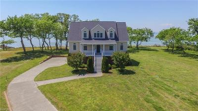 Cape Charles Residential For Sale: 1495 Arlington Chase Rd