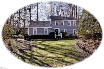 Kingsmill Residential Under Contract: 117 Jerdone Rd