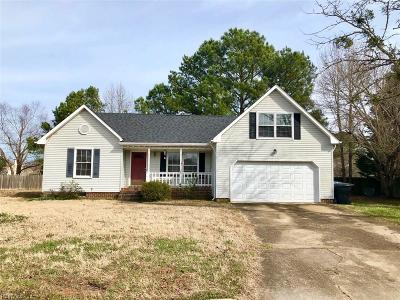 Red Mill Farm Residential For Sale: 2604 Meckley Ct