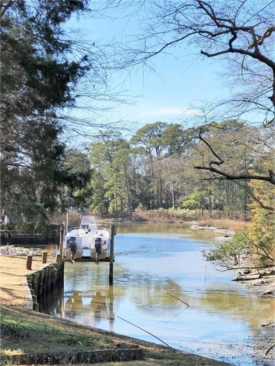 Norfolk Residential New Listing: 7325 Colony Point Rd