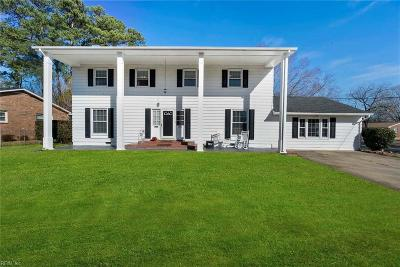 Hampton VA Residential New Listing: $310,000