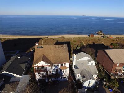 Norfolk Residential New Listing: 1362 E Ocean View Ave #B