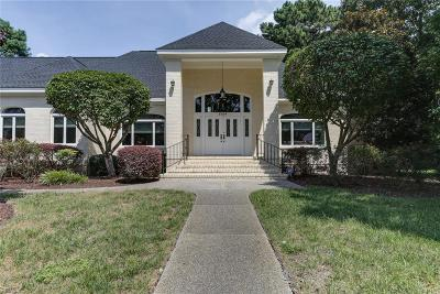 Chesapeake Residential Under Contract: 1229 Masters Row