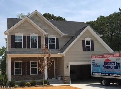 Newport News Residential Under Contract: 36 Hertzler Rd