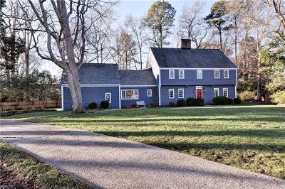 Newport News Residential For Sale: 2 Assembly Ct