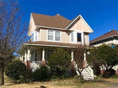 Norfolk Residential New Listing: 9601 18th Bay St