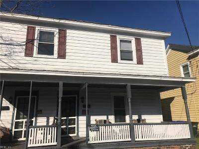 Suffolk Multi Family Home New Listing: 319 Hill St
