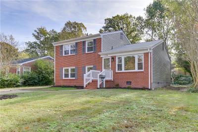 Hampton VA Residential New Listing: $214,900