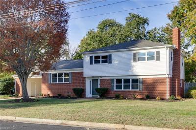Hampton VA Residential New Listing: $249,900