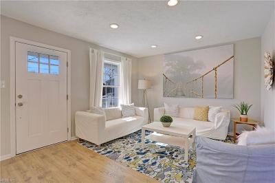 Hampton VA Residential New Listing: $159,000