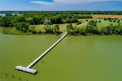 Northampton County, Accomack County Land/Farm For Sale: Lot 5e Waverly Ln