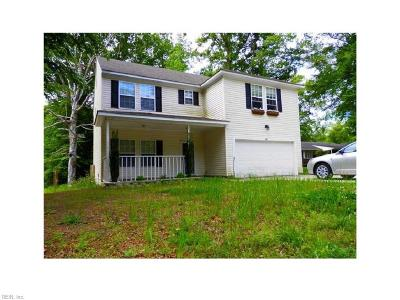 Suffolk Residential For Sale: 661 Turlington Rd
