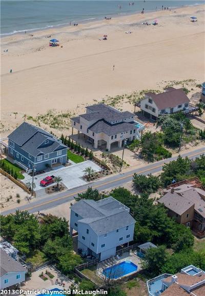 Sandbridge Beach Residential For Sale: 2849 Sandfiddler Rd