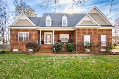 Hampton Residential For Sale: 3 Haywagon Trl