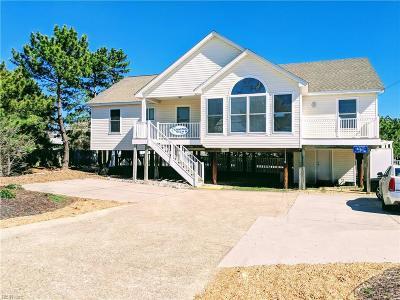Sandbridge Beach Residential For Sale: 2844 Sandpiper Rd