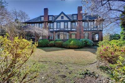 Norfolk Residential For Sale: 556 Mowbray Arch
