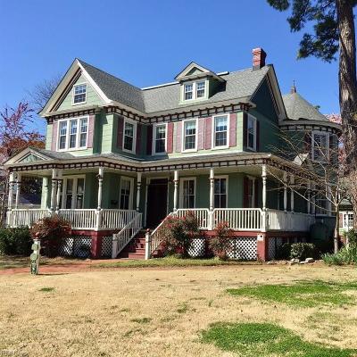 Hampton Residential For Sale: 333 Syms St