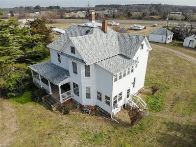 Cape Charles Residential For Sale: 3369 Stone Rd