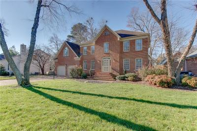 Newport News Residential Under Contract: 103 Millers Cove Rd