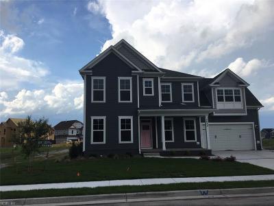 Chesapeake Residential Under Contract: 2033 Ferguson Loop