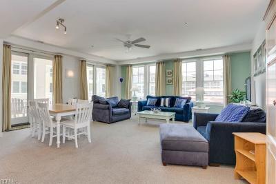 Sandbridge Beach Residential For Sale: 3738 Sandpiper Rd #304B