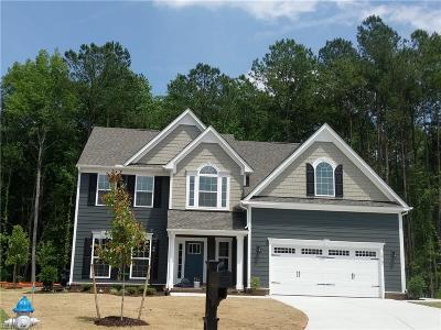 Chesapeake Residential Under Contract: 2105 Tall Pine Dr