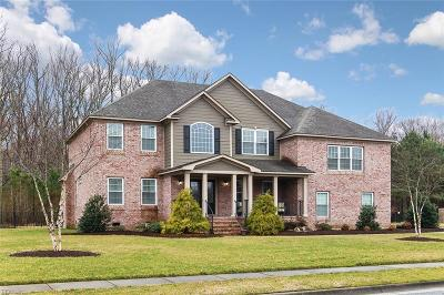 Chesapeake Residential For Sale: 313 Scone Castle Loop