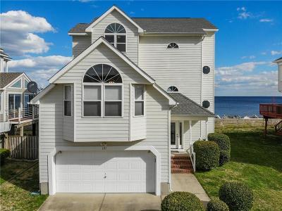 Hampton Residential For Sale: 121 Grandview Dr