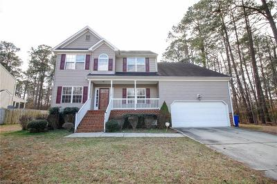 Newport News Residential For Sale: 130 W Rexford Dr