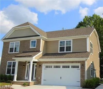 Suffolk Residential For Sale: 2683 River Watch Dr