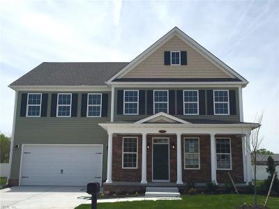 Suffolk Residential For Sale: 9009 Hillpoint Blvd