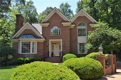 Williamsburg Residential For Sale: 6 Wildwood Ln