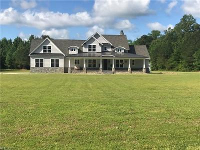 Chesapeake Residential For Sale: 3273 Cookes Mill Rd