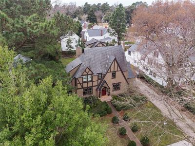 Norfolk Residential For Sale: 1543 Bolling Ave