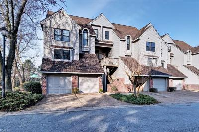 Newport News Residential New Listing: 744 Rock Crest Ct #101